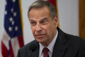 San Diego Mayor Bob Filner/Courtesy of U-T San Diego