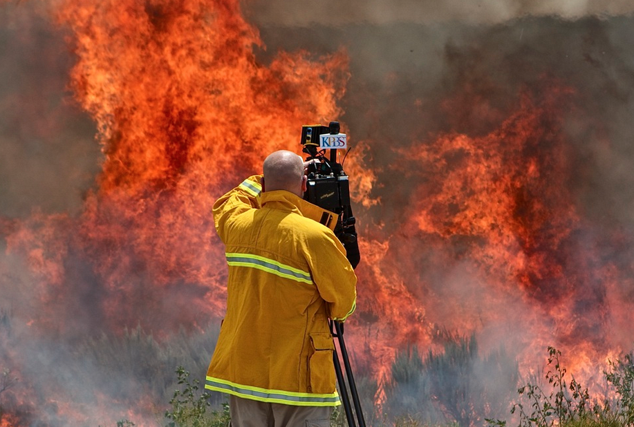 Hear from experts on how to best cover wildfires | San ...